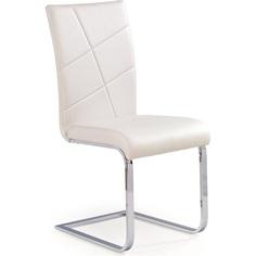 Krzesło K108 białe Halmar