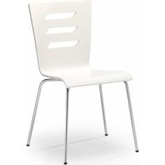 Drewniane krzesło K155 białe Halmar