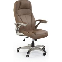 Fotel gabinetowy CARLOS jasno brązowy Halmar