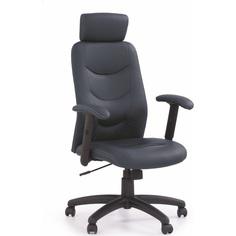 Fotel gabinetowy STILO czarny Halmar