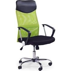 VIRE fotel pracowniczy zielony Halmar