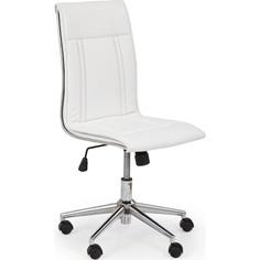Fotel pracowniczy PORTO biały Halmar