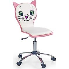Fotel młodzieżowy KITTY 2 biały Halmar