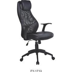 Fotel pracowniczy TORINO czarny Halmar