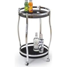 Stolik barowy BAR8 czarny 42 Halmar