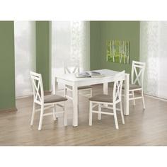 KSAWERY stół kolor biały 120 Halmar